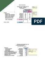 Metodo Vertical y Horizontal Ejemplo Analisis de los estados financieros