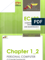 EC602-Chapter 1 2Motherboards