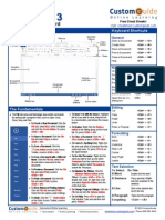 Word 2013 Quick Reference