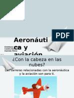 Aviacion y Aeronautica