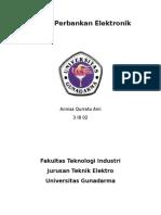 Sistem Perbankan Elektronik