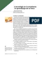 La tecnología en la enseñanza y el aprendizaje de la fisica.pdf