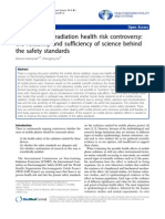Mobile Phone Radiation Health Risk Controversy
