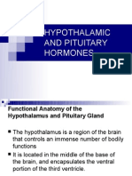 Hypothalamic Pituitary Thyroid Calcium 1-13