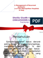 PPT Jurnal Epistaksis