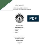 Pusat Pertanggungjawaban Dan Evaluasi Kinerja Tugas Klmpk Amb
