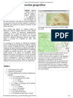 Sistema de Información Geográfica - Wikipedia, La Enciclopedia Libre