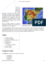 Topografía - Wikipedia, La Enciclopedia Libre