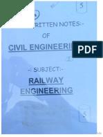 CIVIL 5.Railway Engineeering