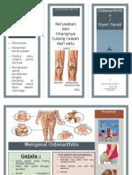 Leaflet Osteoartritis Innash