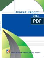 BCB Annual Report - 2013