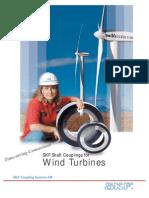 SKF Coupling for Wind Turbine