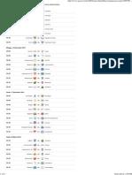 Jadwal Kualifikasi Kejuaraan Eropa