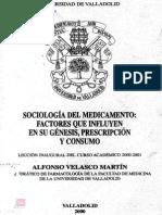 Sociología del medicimento