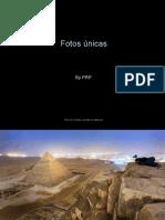 Fotos Unicas 2013
