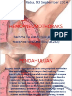 Hemopneumothoraks
