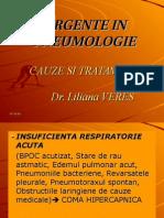 Urgente in Pneumologie - Hemoptizia