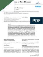 Intrahepatic Cholestasis of Pregnancy 2007