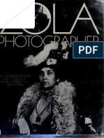 Zola - Photographer (Photography Art eBook)