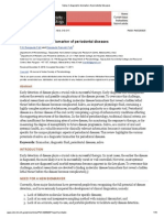 Saliva_ a Diagnostic Biomarker of Periodontal Diseases