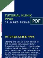 Tutorial Klinik Ppok