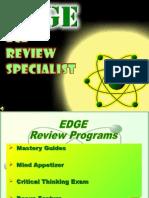 EDGE - Mind Appetizer