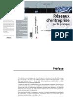Reseaux D'Entreprise Par La Pratique - Jean-Luc Montagnier - Eyrolles - 2011