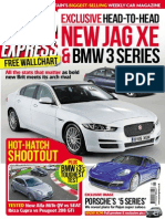 Auto Express Magazine - December 31, 2014 UK