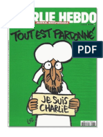 El primer ejemplar del Charlie Hebdo tras el atentado