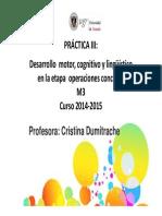 Diapositivas Practica III 2014-2015