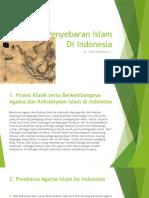Proses Penyebaran Islam Di Indonesia