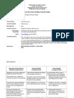 Obe Syllabus Format Rcastillo Pol264