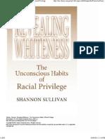 Revealing Whiteness
