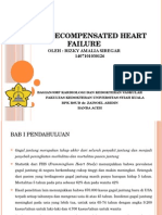 Acute  decompensated heart failure