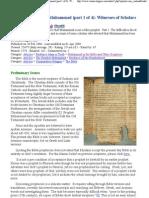 Bible Prophecies of Muhammad (Part 1 of 4)_ Witnesses of Scholars