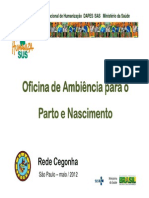 Ambiencia Parto 2012