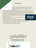 Posibilitati de Obtinere a Bioetanolului in Romania