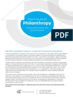 IFTF FutureOfPhilanthropy Map