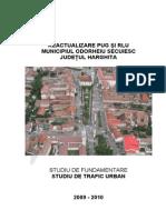 Studiu de Trafic Urban