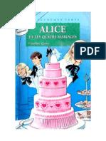 Caroline Quine Alice Roy 84 BV Alice et les quatre mariages 1997.doc