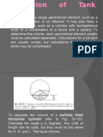 Storage Tanks and Pressure Vessels