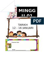 Label Minggu Pdp