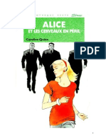 Caroline Quine Alice Roy 74 BV Alice et les cerveaux en péril 1989.doc