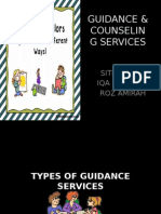 guidance &counselling services