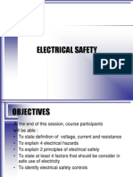 11 Electrical Safety