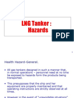 LNG Hazards and Safety