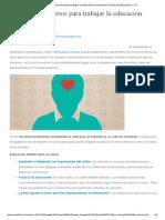 15 Geniales Recursos Para Trabajar La Educación Emocional _ El Blog de Educación y TIC