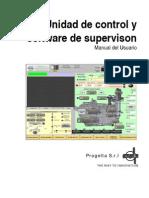 Manual de Servicio Unidad de Control y Software de Supervision Com 1146 Es