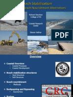 Beach Stabilization