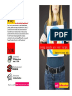 Young People and Gov Brochure
